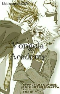 Vongola Academy cover
