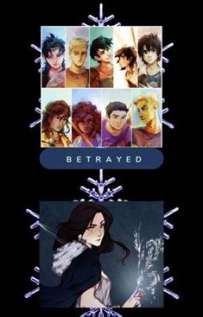 9 Heroes, 8 Betrayed by VolphinaSerafina