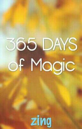 365 Days of Magic part 2 by leerosaline