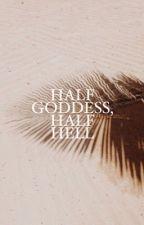 half goddess, half hell, 𝐅𝐈𝐍𝐍𝐈𝐂𝐊 𝐎𝐃𝐀𝐈𝐑 by kinkykenobi