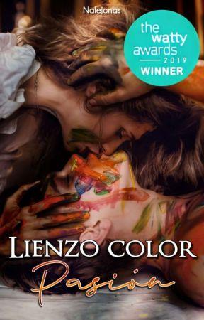 Lienzo Color Pasión [TERMINADA] by NaleJonas