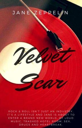 Velvet Scar by Janezeppelin