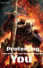 Protecting You | Optimus prime by cuntgrenade