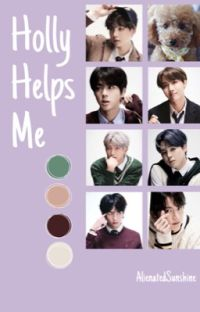 Holly Helps me | Yoongi X BTS  cover