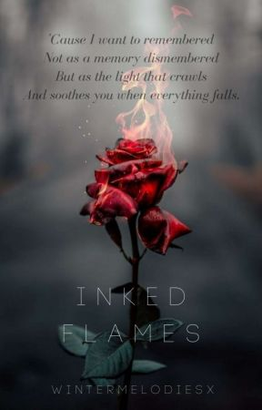 Inked Flames by WinterMelodiesx