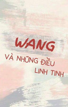 Wang và Những Điều Linh Tinh by SweetttDycieee