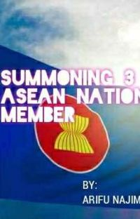 SUMMONING 3 ASEAN NATION MEMBER cover