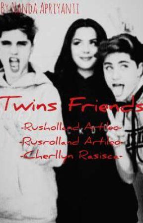 TWINS FRIENDS by Nndaamod25