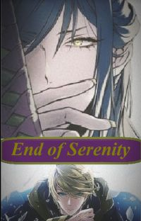 End of Serenity (BL) cover