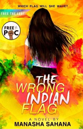 The Wrong Indian Flag | LGBTQ+[ON HOLD] by queen_of_sass
