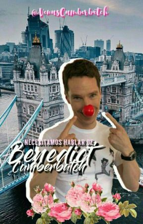 Necesitamos Hablar - Benedict Cumberbatch by HolyKei