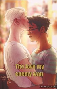 The love my enemy won. (Drarry) cover