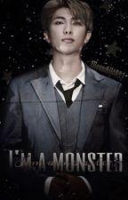 I'm a Monster. • Kim Namjoon / RM • by Moonchild821