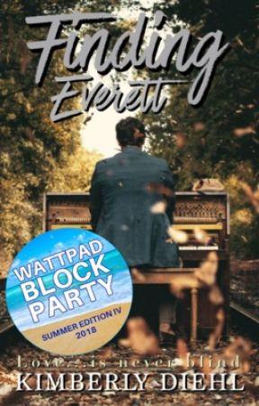 Finding Everett   ✔️ by KimberlyWritesBooks
