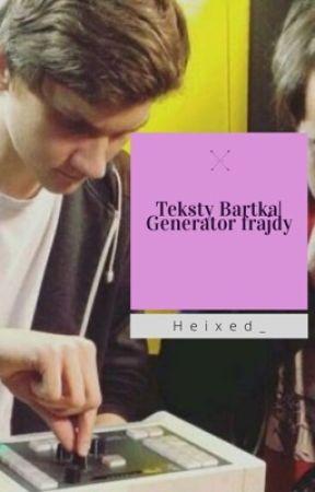 тeĸѕтy вarтĸa   Generator frajdy by heixed_