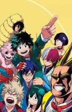 Boku No Hero Academia × One Shots by kyokajirosenpai