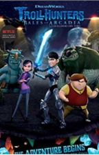 Trollhunters: Never Alone by booklover4life99