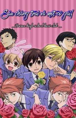 Đọc truyện [Truyện Tranh- Anime] 6 chàng trai và 1 cô gái