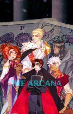 The Arcana x Reader by plushcadaver