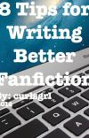 8 Tips for Writing Better FanFiction - A Simple Guide cover