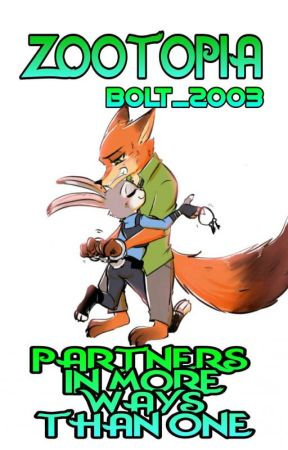 Zootopia: Partners in More Ways Than One by Bolt_2003