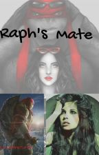 Raph's Mate (TMNT) by RogueMineTurtle