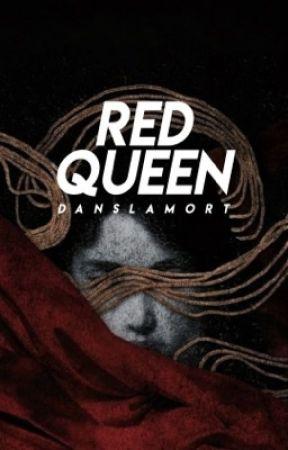 RED QUEEN | keith kogane by danslamort
