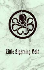 little lightning bolt ::: j.b.barnes by sammy_boyo