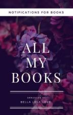 My Book Collection  by BellaLoveLola