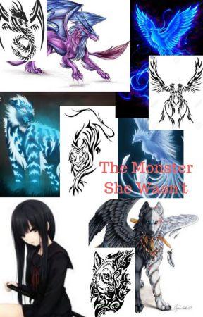 The Monster She Wasn't by hui_minsheng