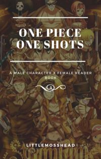 ONE PIECE X READER ONE SHOTS cover