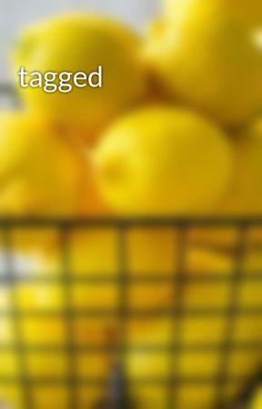 tagged by KycerLemon