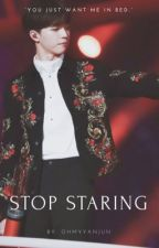 stop staring; lin yanjun by ohmyyanjun