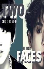 TWO FACES - (jjk + s/n imagine) by reallyjhope
