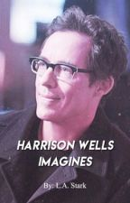 Harrison Wells Imagines by speedstcr