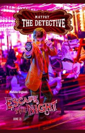 Escape the Night Oneshots! by wandering_sadie