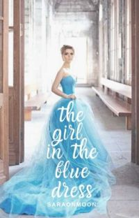 The Girl In The Blue Dress  cover
