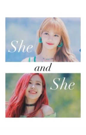 she & she   chaelisa by thepursuitofbeing