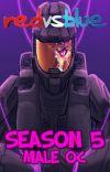 Red vs Blue Season 5: Male OC cover