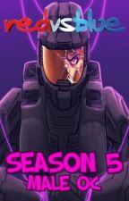 Red vs Blue Season 5: Male OC by xSpartanLeox