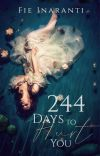 244 Days to Hurt You cover