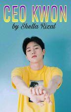 CEO KWON (MinHyunbin) by ShellaRizal12