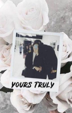 Yours Truly • Kai x Jennie • by realllminxo