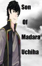 Son Of Madara Uchiha by TheLegendOfTheMoon