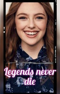 Legends Never Die  cover