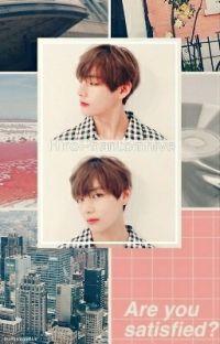•{Instagram}•  BTS V X Male Reader Instagram Au cover
