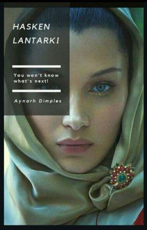 Hasken Lantarki (Completed)  by Aynarh_dimples