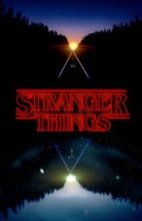 Strange Things In Hawkins.  cover