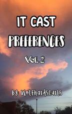 It Cast Preferences vol. 2 by wolfhardscurls