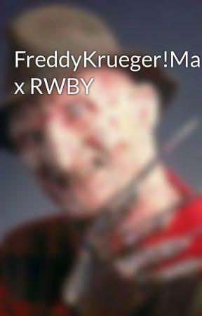 FreddyKrueger!Male!Reader x RWBY by Murko666